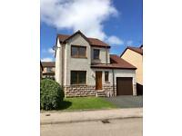 3 bedroom detached house in Inverurie