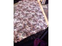 Axminster Carpet - Two Rolls