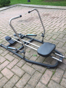 Lot of 2 Gym Equipment Pieces
