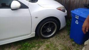 2010 Mazda 3 2.5L