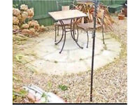 Garden Paving Circle 2.4 metres