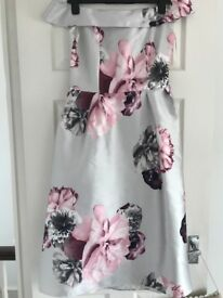 Dress size 12 worn once immaculate condition