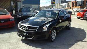 2014 Cadillac ATS 2.0L Turbo,AWD