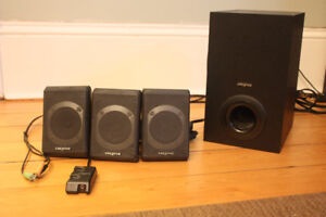 (on hold for a bit) PC Speakers - Surround Sound - Sub-Woofer