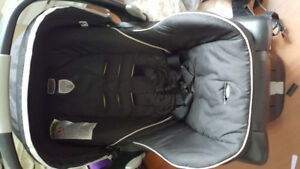 Britax bsafe infant car seat