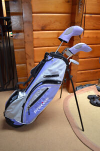 Precise Junior Golf Clubs - Complete Set