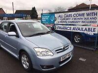 Toyota Corolla. Forth Carz, Sale/Finance