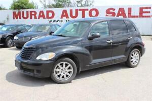 2008 Chrysler PT Cruiser LX !!! 142,000 KMS !! BLACK !!!