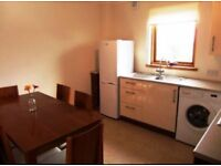Modern airy one-bed flat - central Fife