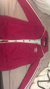 Adidas zip up hoodie/jacket