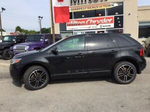 2013 Ford Edge SEL|LEATHER|NAVIGATION|SUNROOF