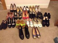 Ladies branded shoes 3-7