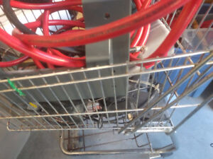 Hand Cart Mini, with handle, ideal for stores