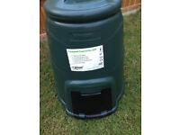 Brand new compost bin