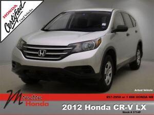 2012 Honda CR-V LX AWD (A5)