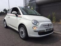 FIAT 500 LOUNGE 3 DR PANROOF BARGAIN