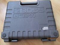 BOSS BCB-30 effect Pedal CASE