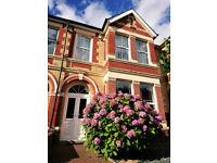 Beautiful 4 Bedroom Victorian Terrace House, West-Side Newport