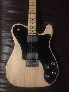 Fender Telecaster Deluxe American Professional