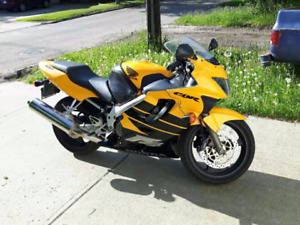 Honda CBR600 F4 Mint Condition
