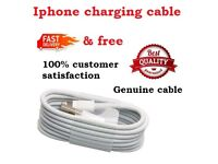 iPhone charger cable 5,6,7 USB sync lightning cable charger