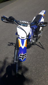 Yamaha Ttr 230 2012 top shape