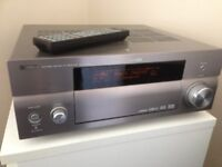 Yamaha av receiver rx-v2600 hdmi, 7.1, optical