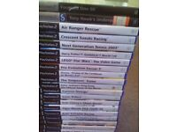 PlayStation 2 bundle PS2 of 20 games cheap