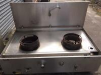 Chinese cooker for restrunt