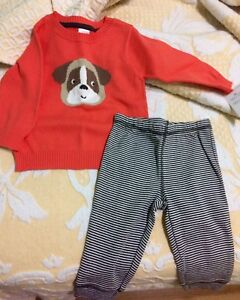 New Carter's boys outfit