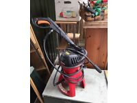Homelite 80 bar Pressure Washer used once, excellent condition