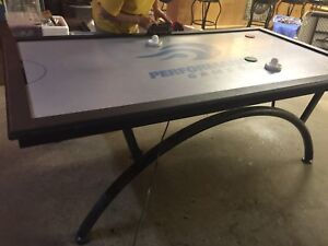 Air hockey table. Commercial grade