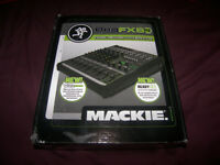 Mackie ProFX8 V2 , Professional Mixer + USB Recording Interface for Mac or PC / As New !