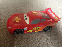 Talking Lightning McQueen Disney Pixar Cars