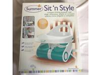 Summer Sit N Style Infant Booster Seat