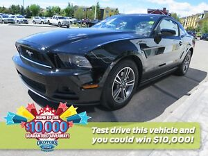 2013 Ford Mustang V6 Premium Automatic 3.7l 4v TI-VCT Coupe