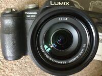PANASONIC LUMIX DIGITAL BRIDGE CAMERA DMC FZ-28 10.1mp + Lowepro case and all accessories