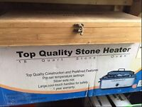 Hot Stone and Heater Kits -new