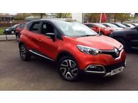 2017 Renault Captur Crossover 1.5 dCi 90 Signature Nav 5dr 1 Manual Diesel Hatch