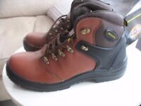 Dickies safety boots UNWORN size UK10 EUR44