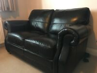 Leather Sofa - 2 seater