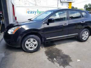 2011 Nissan Rogue SUV, Crossover with Safety & E-test