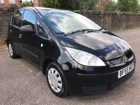 Mitsubishi Colt 1.1 Black Hawk | Full 12-Months MOT | 2Keepers Only
