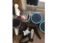Rockband 4 band in a box Xbox One