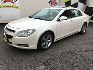 2010 Chevrolet Malibu LT, Automatic, Sunroof, Heated Seats, 68,