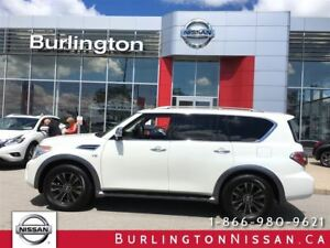 2017 Nissan Armada PLATINUM, ACCIDENT FREE !