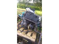 vw glof engine lowmilige cameout off 2004 mark 4 glof that had been hit up the back