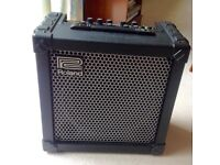 Roland Cube - 30x guitar amplifier