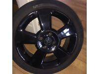 Vauxhall Sri wheels 195/45 R16