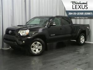 2013 Toyota Tacoma Double Cab TRD Sport w. Leather